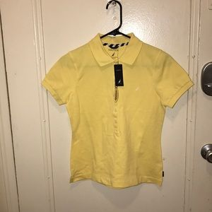 Women's polo shirt ~ small